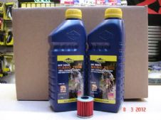 YZF WR WRF 250/450 03-12 Putoline Oil Service Kit Filter Motocross Enduro